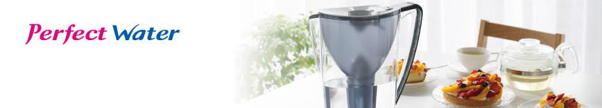 ポット型浄水器|使いやすさとデザインで選ぶならBWTパーフェクトウォーター